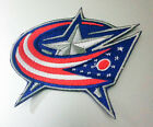 Columbus Blue Jackets Iron On Patch Choice of Style Free Ship in Envelope Mail