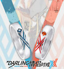 anime couple sleeping - Anime DARLING In The FRANXX Ring Couple Rings Cosplay Gift Daily Finger Rings