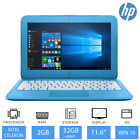 HP Stream Cheap Laptop Deal Intel Dual Core, Upto 4GB RAM, 32GB eMMC, Wind 10
