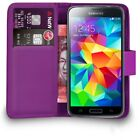 Leather Flip Wallet Stand Case Cover For Samsung Galaxy S3 S4 S5 Mini Core Prime <br/> ✔ Free Screen Guard ✔ UK 1st Class Post ✔ Top Seller