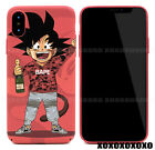 A Bathing Ape Dragon Ball Z Goku Hard Phone Case For Apple iPhone XS MAX XR 8 7