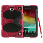 Tablet Armor Rugged Cover Hard Case For Samsung Galaxy Tab A 8.0 8-Inch SM-T350