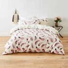 NEW Feathers Quilt Cover Set
