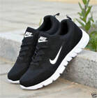 New Men SHOES LADIES PUMPS TRAINERS LACE UP MESH SPORTS RUNNING CASUAL FASHION