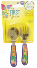 Best The First Years Toddler Utensils - The FIrst years Self-Serve Fork & Spoon (2-pack) Review