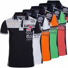 Geographical Norway KEEPER Herren Poloshirt Polo Shirt T-Shirt Hemd S-XXXL