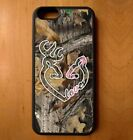 BROWNING LOVE CAMO Phone Case Galaxy S6 S7 S8 S9 Note iPhone 5 6 7 8 X Plus