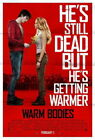 71479 Warm Bodies Movie Teresa Palmer, Nicholas Hoult Wall Print Poster UK