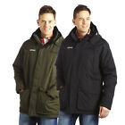 Regatta Peters Mens Waterproof Windproof Hooded Jacket