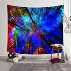 Mandala Boho Tapestry India Wall Hanging Decor Hippie Throw Bedspread Mat Forest