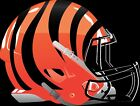 Cincinnati Bengals  Alternate Future Helmet logo Vinyl Decal / Sticker $2.99 USD on eBay