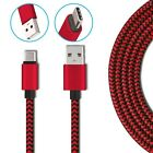 Extra Long USB Type C 3.1 Fast Data Charger Cable for Samsung Galaxy S8 S9 PLUS <br/> UK SELLER - 48HR SALE - INTRODUCTORY OFFER