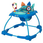 Baby Walker Activity Center Gym Exersaucer Child Toy Toddler Car Disney New