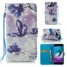 3D PU Leather Wallet Magnetic Case Cover Stand for Samsung J3 2016 J3 J5 J7 2017