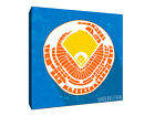 Miami Marlins - Marlins Park - Seating Map - Gallery Wrapped Canvas on Ebay