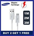 Genuine Original Samsung Galaxy S3 S4 S5 S6 S7 EDGE PLUS Fast Charger USB Cable
