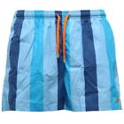 7800V costume uomo short GALLO blue beachwear man