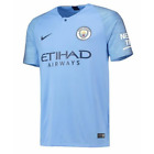 Nike Manchester City Home Shirt 2018/19 - Mens