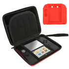 2In1 Hard Shell Soft Carrying EVA Bag+Silicone Bumper Case Cover fr Nintendo 2DS