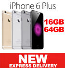 NEW iPhone 6 PLUS 16GB 64GB 4G Unlocked Smartphone Express From Melbourne
