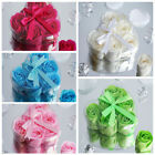 "200 Wedding Favors Rose SOAPS Hearts in a 3.5"" Box PARTY GIF"