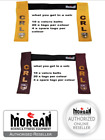 RUGBY LEAGUE TAG BELT SET OZTAG EAGLE TAG CRL TOUCH FOOTY SET NSW BALL TEAM NEW