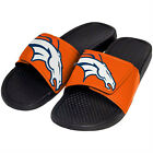Oakland Raiders NFL Men's Legacy Shower Sport Slide Flip Flop Sandals