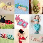 Newborn Baby Knit Crochet Clothes Costume Photo Photography Prop Outfit