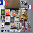 MRE RCIR French Military Food Ration 24H MENU Combat Daily Pack Survival Box rep