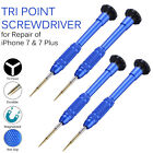0.6 Tri Point Screwdriver Repair Triwing Tool Y000 For Apple iPhone 7 & 7 Plus