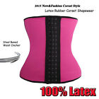 Lady Rose Waist Trainer Belt Colombian Latex Trimmer Hook Rows Post Surgery