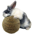 Kyпить Pet Cat Bunny Chew Play Toy Grass Ball for Rabbit Hamster Guinea Pig 6cm/10cm  на еВаy.соm