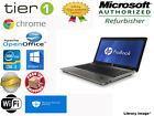 HP ProBook 6560b Core i3 2.30GHz, 4GB, 320GB Webcam DVD Windows 7 Pro Laptop