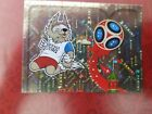 PANINI FIFA WORLD CUP STICKERS RUSSIA 2018 FOIL, EMBLEMS, LEGENDS, SHINY CARDS.  <br/> FREE SHIPPING. PICK ANY !! LOGOS STICKER CARDS.