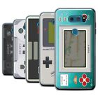 STUFF4 Gel/TPU Phone Case for LG V30S/V30S+ ThinQ /Games Console