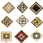 Waterproof PVC Tile Stickers Transfers Floor Decal for Kitchen Bathroom 3inch