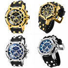 Invicta Men's Bolt Quartz Chronograph Men's Watch with Gold or Silver Variation!