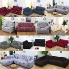Kyпить Universal Stretch Chair Sofa Covers 1 2 3 4 Seater Protector Couch Slipcover US на еВаy.соm