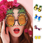 FLAMINGO COCKTAIL HAWAIIAN NOVELTY SUNGLASSES FANCY PARTY TROPICAL BEACH GLASSES
