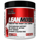 Evlution Nutrition LeanMode Powder Stimulant-Free Fat burner