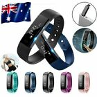 Sports Health Fitness Activity Tracker Smart Watch WristBand Bracelet Pedometer
