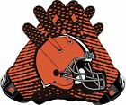 Cleveland Browns Gloves Sticker Vinyl Decal / Sticker 5 sizes!! on eBay