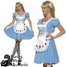 Ladies Wonderland Costume Deck of Cards Girl Womens Alice Outfit | Smiffys