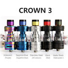 Top Quality Uwell Crown 3 III Sub Ohm Tank  5ml Top Filling and Crown 3 coils