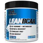 Evlution Nutrition LeanBCAA, BCAA's, CLA and L-Carnitine, Recover and Fat Burner $20.99 USD on eBay