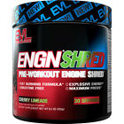 Evlution Nutrition ENGN SHRED Pre workout Thermogenic Fat Burner Weight Loss