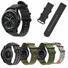 For Samsung S3 Classic/Gear S3 Frontier Sport Watch Band Woven Nylon Strap Bands image
