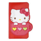 HELLO KITTY Cute Diary Wallet Flip Cover iPhone X iPhone 8 Plus iphone 7 Case