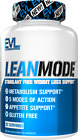 Evlution Nutrition LeanMode Fat Burner Stimulant-Free Weight Loss Gluten Free