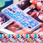 Bling Glitter Dynamic Liquid Soft Cover Case For LG V20 V30 K4 K8 K20 K10 Stylo3